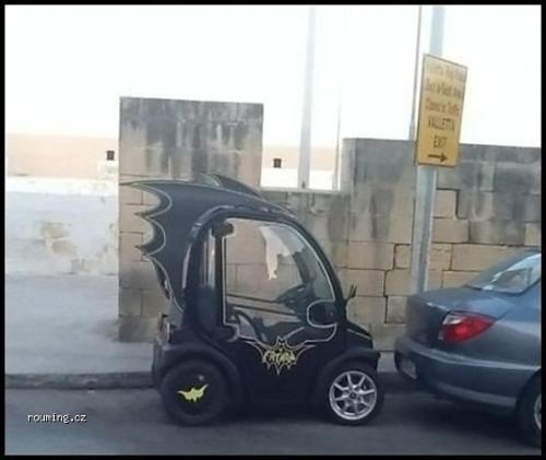 Batman smart