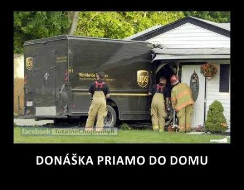 Donáška