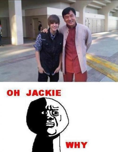 Proč Jackie, proč