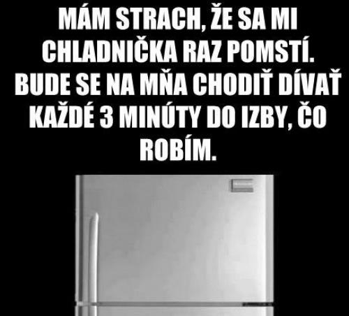 Chladnička