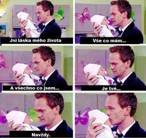 Barney by byl super táta