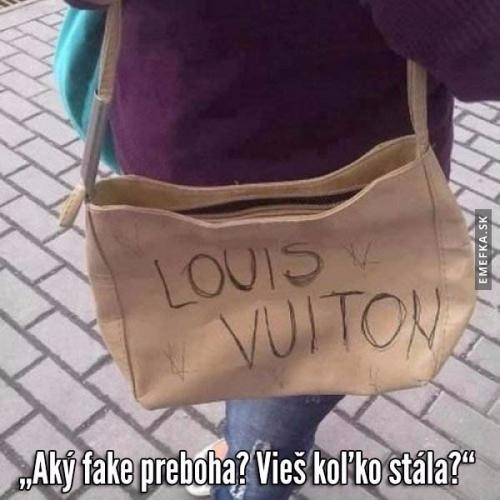 Louis Vuiton kabelka