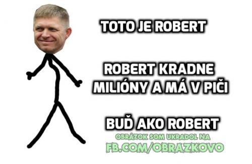 Toto je Robert Fico
