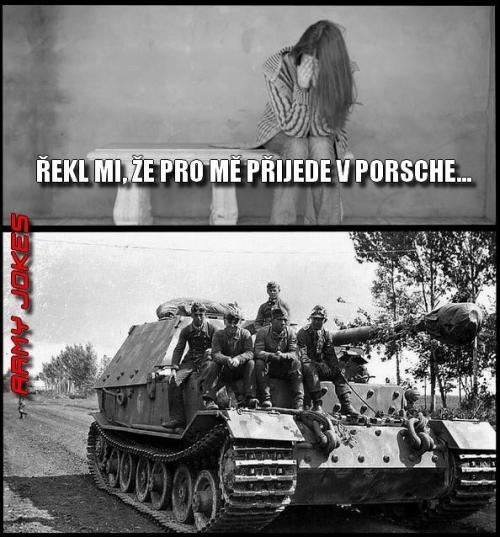 Není Porsche jako Porsche