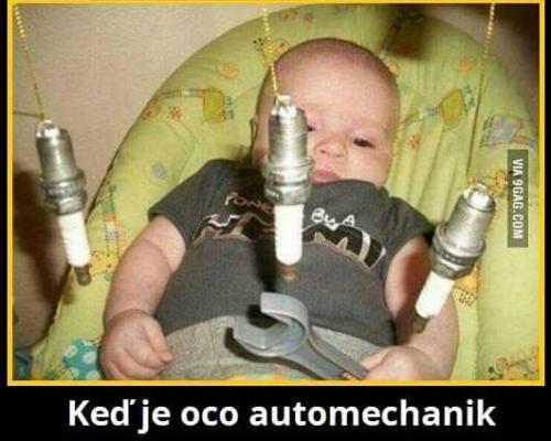 Táta automechanik
