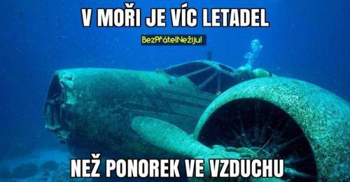 Letadla a ponorky