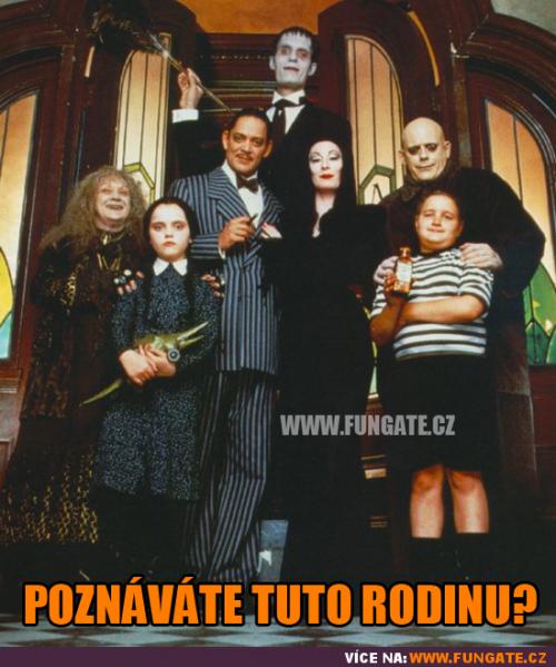 Moje nejoblíbenější filmová rodina
