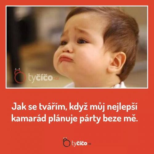 Party beze mě