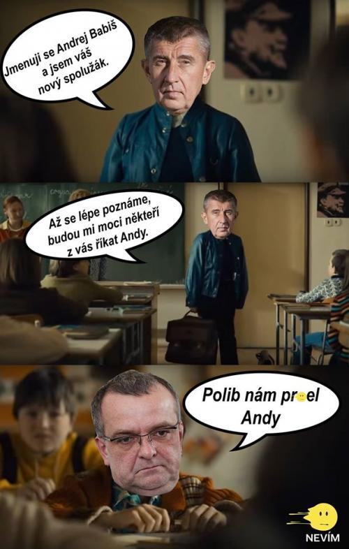 Jmenuji se Andy