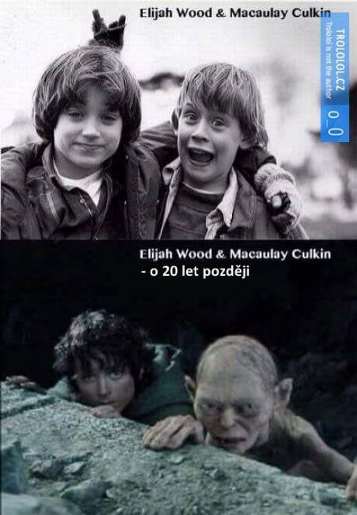 Frodo a Kevin