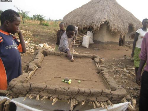 Africký billiard