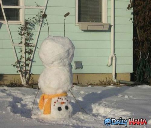 Sněhulák :)