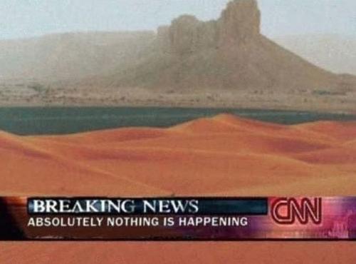 CNN - Nic se nestalo