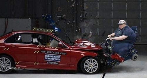 Crash test in America