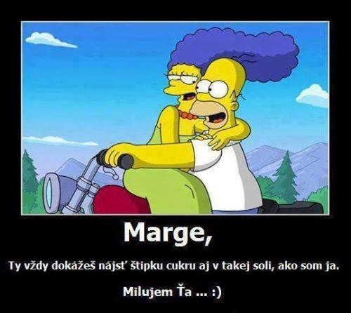 Homer a Marge :)