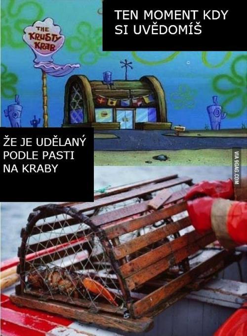 Spongebob je top