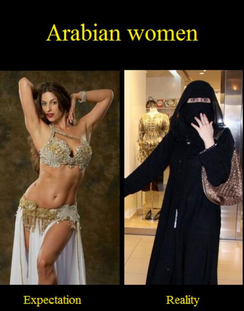 Arabské ženy