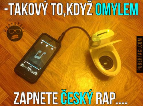 Český rap