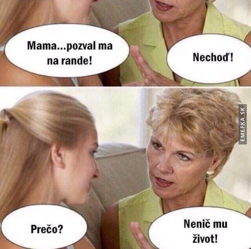 Máma je chytrá, buď jako máma