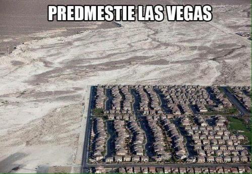 Předměstí Las Vegas