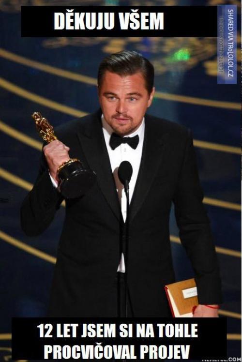 DiCaprio má po dvanácti letech Oskara!