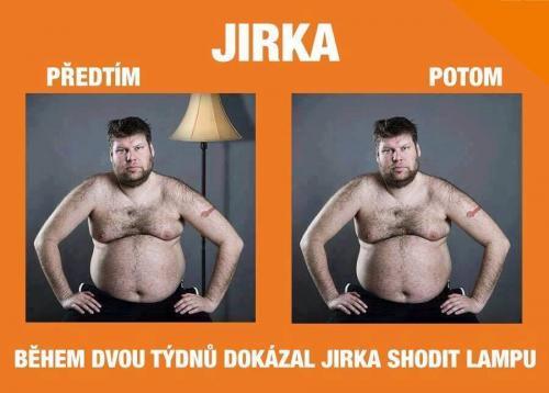 Buď chytrý, buď jako Jirka