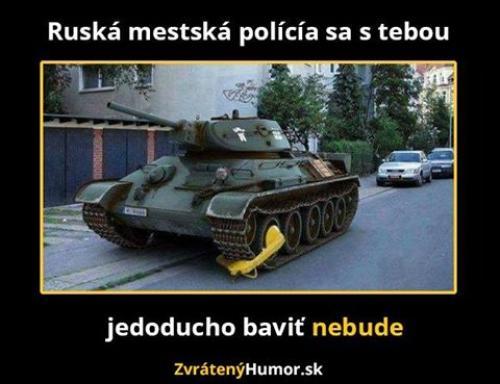 Ruská městská policie