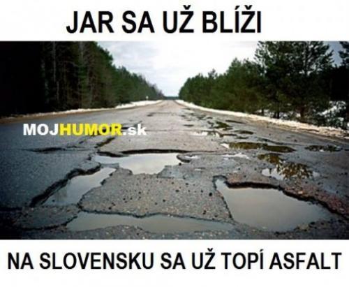 Taje asfalt