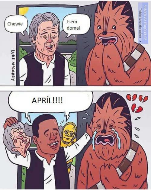 Když se Han Solo vrátil