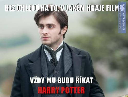 Navždy Harry Potter