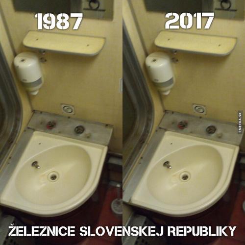 Slovenské železnice