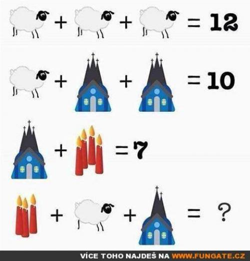 Matematický kvíz #