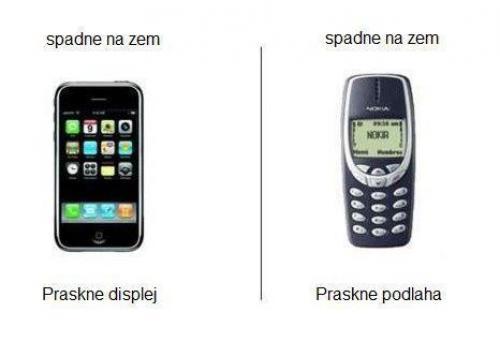 Nokia 3310 a její dopad na zem