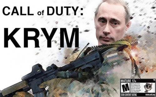 CALL OF DUTY: KRYM