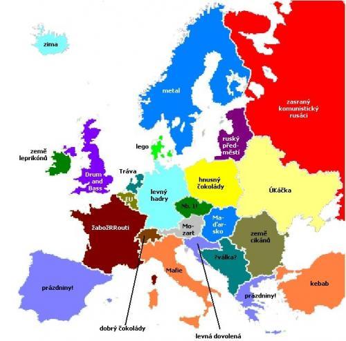 Jak Češi vidí dovolenou v Evropě