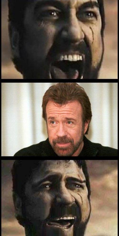 Chuck Norris Loupak Cz