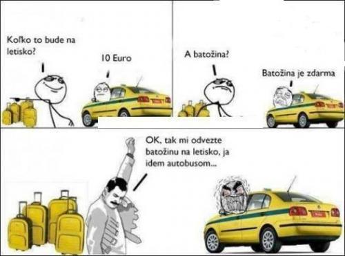 Taxikář :D