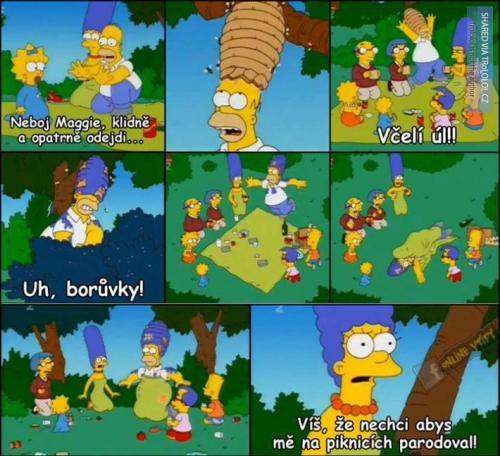 Homerova parodie