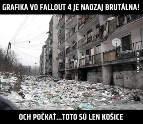 Tragikomické Košice