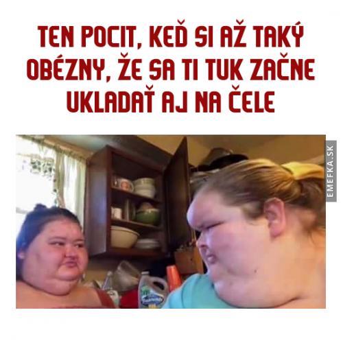 Obezita lvl. 999