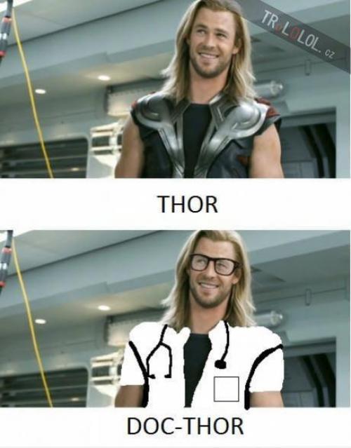 Doc-thor :D