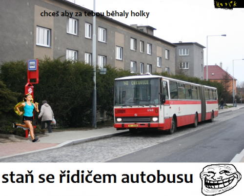 Autobus Loupak Cz