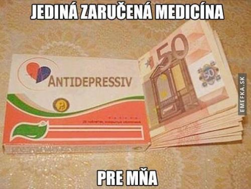 Zaručená medicína
