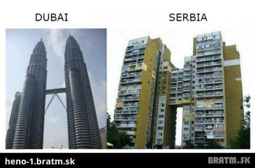 Dubai VS Srbsko