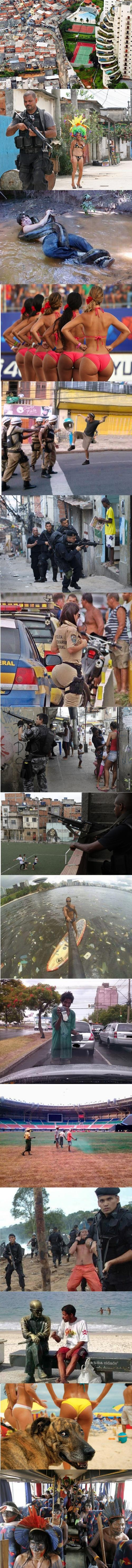Fotografie z Brazílie