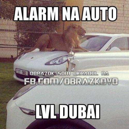Dubai je jiný level :D