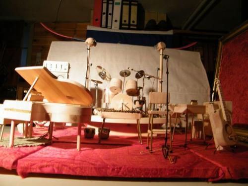 Dřevěný orchestr