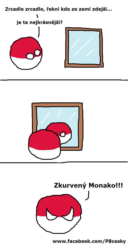 Zrcadlo zrcadlo...