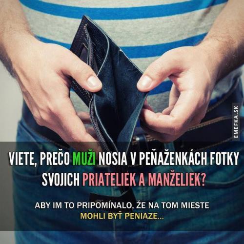 Peněženky