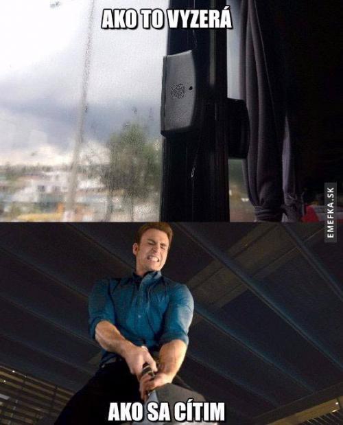 Autobusová okýnka